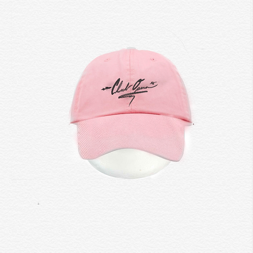 CO Dad Hat Pink