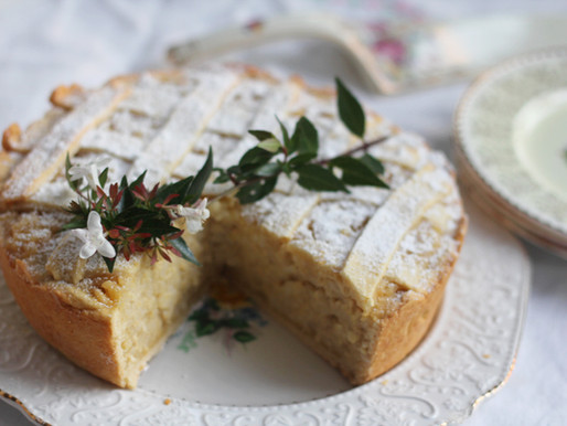 RECIPE: Vegan Easter Rice Pie (Pastiera Vegan di Riso)