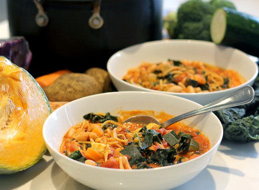 BUDGET RECIPES: Minestrone