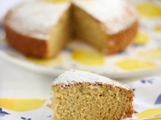 RECIPE: Easy olive oil cake