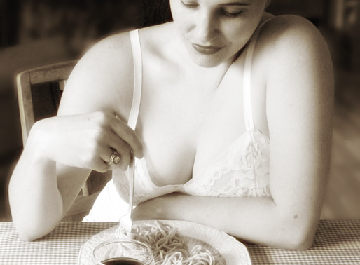 FOOD WRITING: Confessions of a Curvy Woman