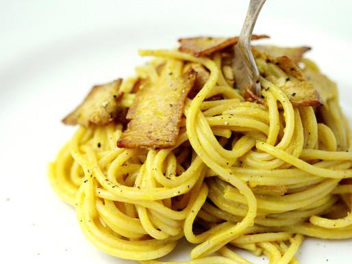 RECIPE: Classic Spaghetti Carbonara