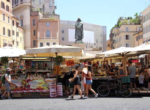 TRAVEL: Vegan in Rome - Spoiled for Choice
