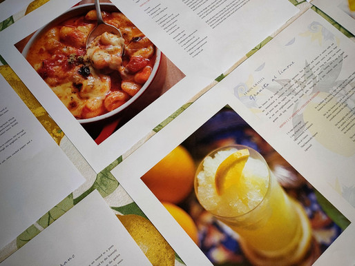 PART 1: How to create a unique cookbook
