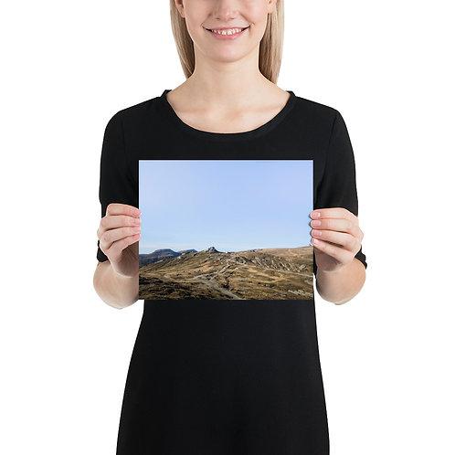 AFFICHE PHOTO - ROUMANIE