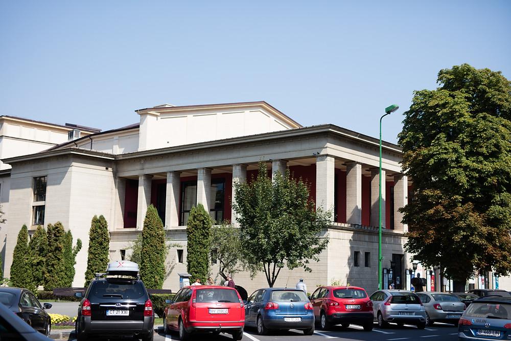Teatrul Sica Alexandrescu, Brasov