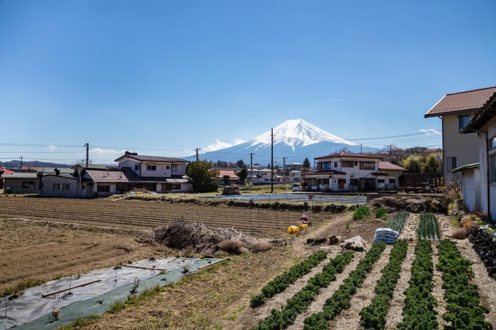 Fujiyoshida, Japon