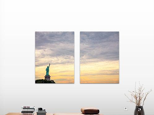 Art Grand Format - Etats-Unies