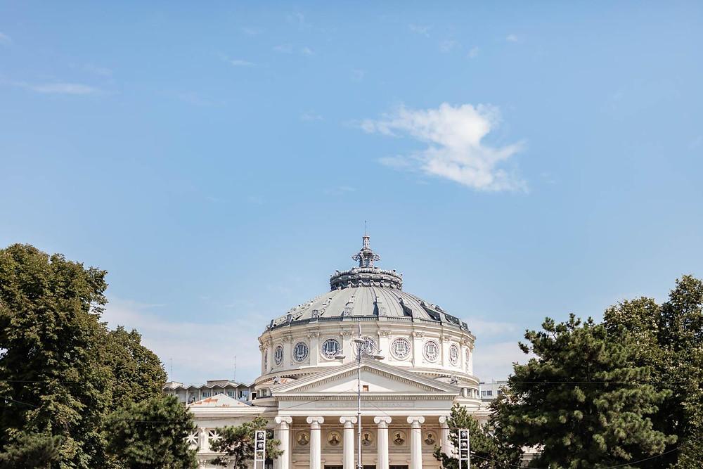 Romanian Athenaeum, Roumanie