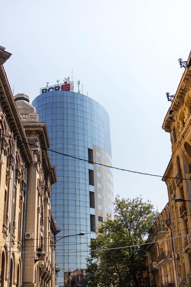 Bucharest Financial Plaza, Roumanie