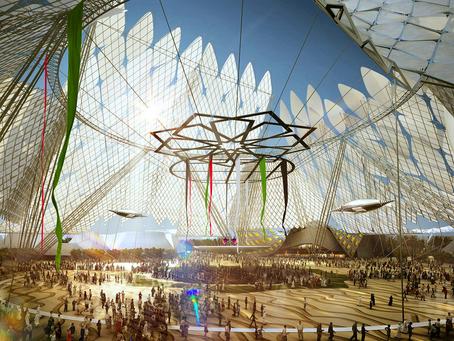 Expo 2021-2022 Dubaï | Un Monde de Possibilités