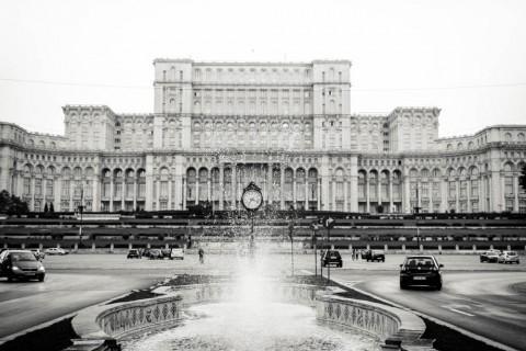 Palatul Parlamentului, Roumanie