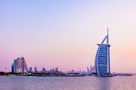 EAU I Dubaï