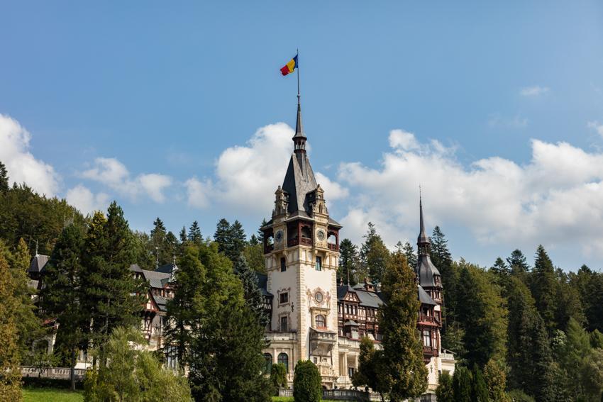 Castelul Peles, Roumanie
