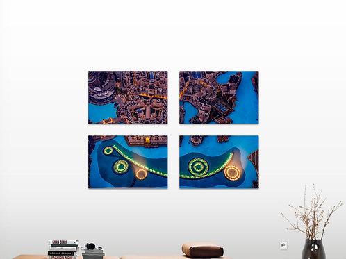 Art Grand Format - Emirats Arabes Unies