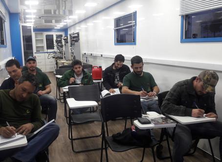 BOUWMAN INVESTE EM CAPACITAÇÃO PARA COLABORADORES