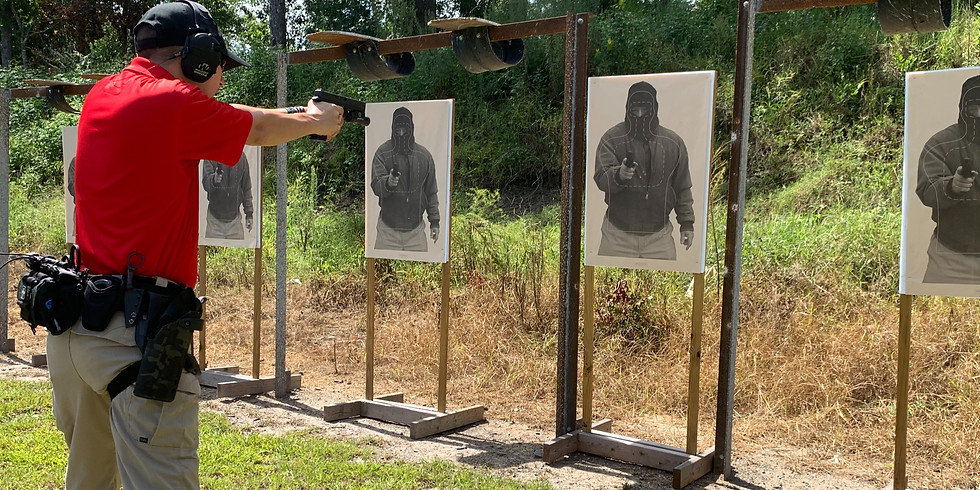 Quitman Private Group: Pistol Level 1