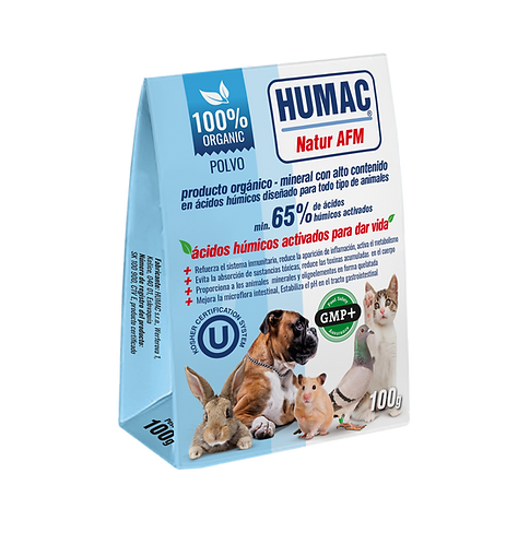 HUMAC® Natur AFM, 100g