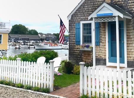Captain Fairfield Inn - Kennebunkport, Maine