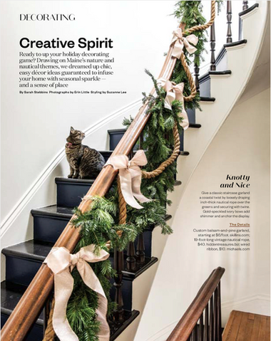 Maine Homes Magazine by DownEast