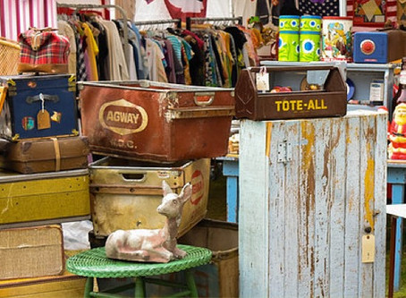 Brimfield 101 - with Insider Tips