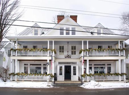 The Pitcher Inn, Vermont