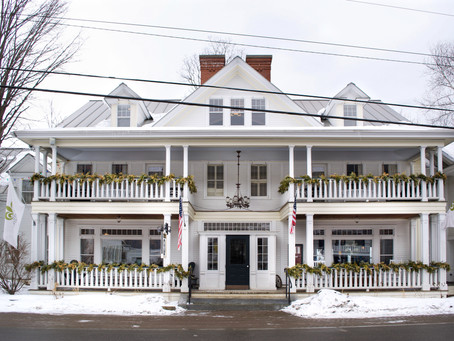 The Pitcher Inn, Vermont