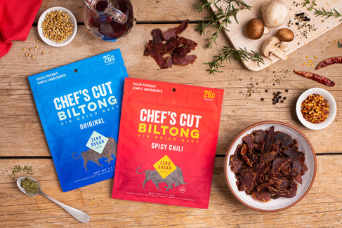 Chef's Cut Real Jerky Co.