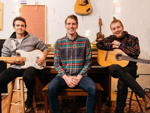 Cold Weather Company Livestreams First Trio Performance Since January 2020 at 2Trax