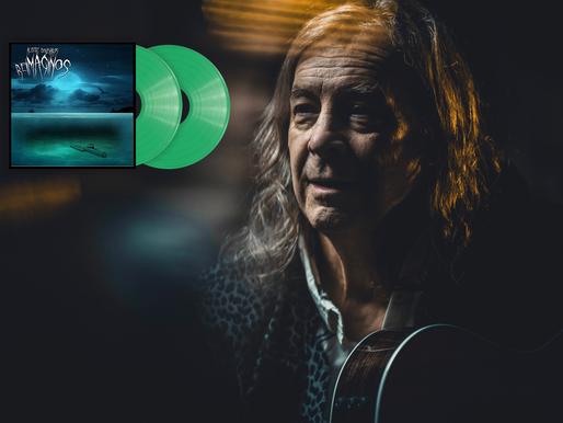 Want To Win A Limited Edition Re Imaginos Vinyl from Albert Bouchard?