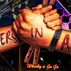 Brothers In Arms Is Set To Release Debut Album Through Deko Entertainment