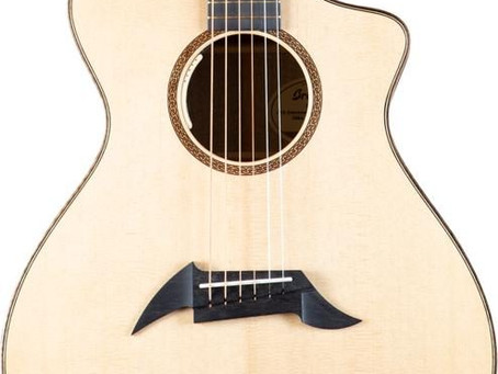 Breedlove Limited-edition 30th Anniversary Northwest Classic Concert CE