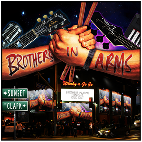 Brothers In Arms Release Debut Album Sunset And Clark Through Deko Entertainment