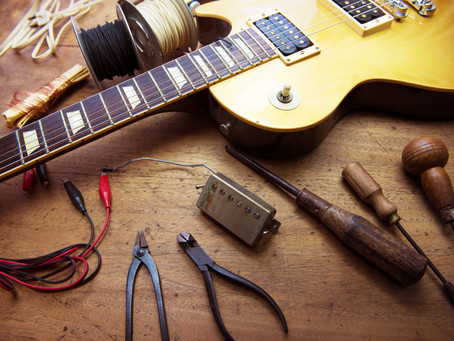 A Luthiers Guide To Business: What type of luthier are you?