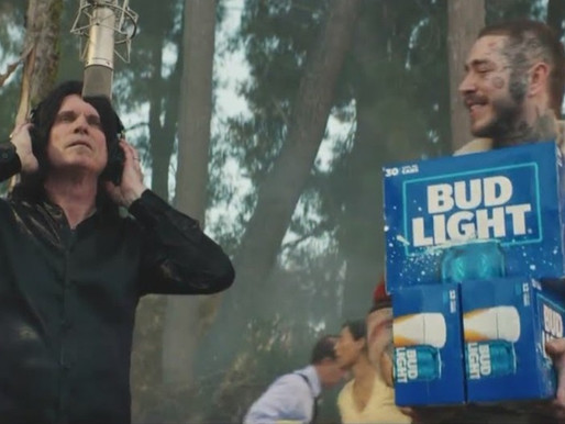 "Who Was The ""Real Men of Genius"" Singer On The 2021 Bud Light Super Bowl Commercial?"