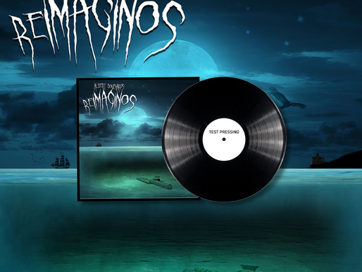 Win A Re Imaginos Test Pressing From Albert Bouchard
