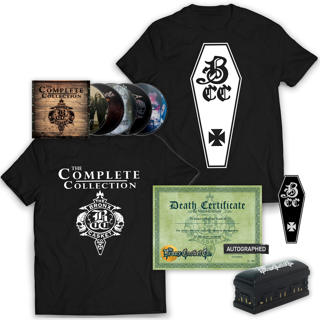 "THE BRONX CASKET CO. ""The Complete Collection"" Friday the 13th Mega Bundle"