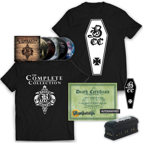 """THE BRONX CASKET CO. """"The Complete Collection"""" Friday the 13th Mega Bundle"""