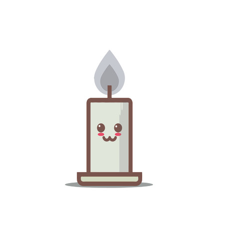 #16 How many watts is a burning candle?