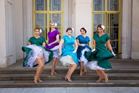 Old Hollywood Dancers Melbourne