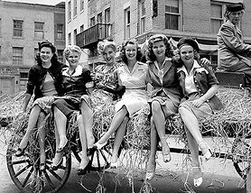 1940s swing dance hen party Melbourne