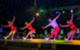 1940s Swing Dancers Melbourne
