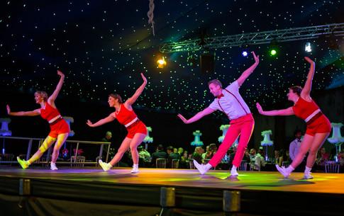 1940s Jive Dance Entertainment Melbourne