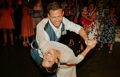 First Wedding Dance Melbourne