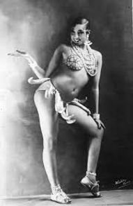 Josephine Baker, Brooks and Baker Vintage Entertainment Company Melbourne