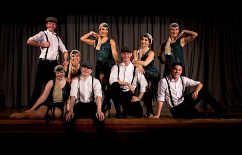 Gatsby 1920s Dance Entertainment Melbourne