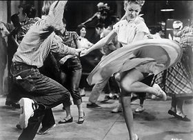 1950s rock and roll dance hen party Melbourne