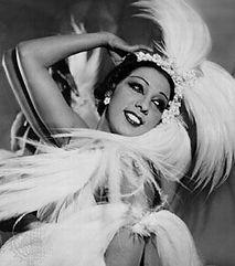 Josephine Baker, Brooks and Baker Vintage Entertainment Company Melbourne