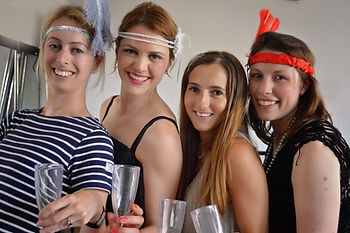 Movie themed hen party Melbourne