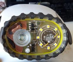Petzl Duo custom LED insert